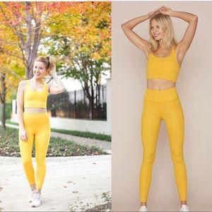 Girlfriend Collective highwaisted leggings